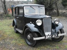 Austin 10HP Lichfield Saloon (1934)
