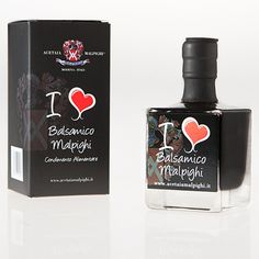 "Balsamic Condiment ""I love Balsamico"""