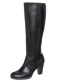 WIKI - Høje støvler/ Støvler - sort