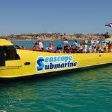 Sinbad Submarines Our private air conditioned vehicle will pick you up from your Hotel and transfer you to our marina, there you board our motor boat for the 30 minute ride to Dream island ( floating station) Our submarines are the most advanced and the only recreational submarines in Africa, with professional divers to guide and bring the sea world to you. As the submarine descends to 25 meters your underwater adventure begins with 18 panoramic windows you have a clear view of the beautiful…