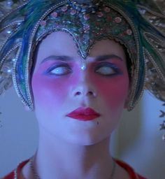 Big Trouble in Little China (1986)  such sexy eye sockets …~ Monsters4Ever.com