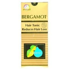Bergamot Tonic Hair Loss Itchy Scalp Anti Dandruff Gold by Bergamot. $22.00. Protect your hair loss today with Bergamot. Improves your healthy scalp and prevents bacteria and mold growth. Bergamot is a hair tonic that will stop your hair loss effectively with essential extract from nature. Reducing chemical touch to your hair, you can choose to treat your sensitive scalp with natural treatment. Bergamot products are made purely of natural plant extracts, from leaves, ...