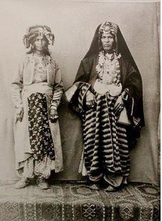 1910 LU YILLAR DERSİM'DE ERMENİ KADINLAR.