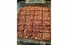 21-Day Fix Chocolate Peanut Butter Protein Bars Need a healthy snack fix during your 21 days? These chocolate peanut butter bars are delicious and packed with protein. They count as one of your three yellow snacks during the week.  I packaged them individually and put them in sandwich bags in groups of three.  I then …