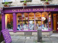 Octavia's Bookshop, Cirencester
