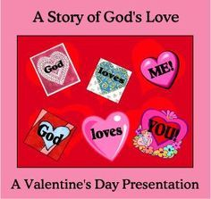 Perfekt A Story Of Godu0027s Love: A Valentineu0027s Day Presentation @Misty Hoyer You Need  To · Kids ChurchChurch IdeasPreschool Bible LessonsPresentationValentines  ...