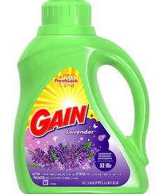 Printable Gain Coupons | $2.99 Per Bottle of Laundry Detergent! | http://www.passionforsavings.com/coupon/2014/09/printable-gain-coupons-2-99-per-bottle-laundry-detergent/