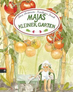 Majas kleiner Garten: Amazon.de: Lena Anderson, Angelika Kutsch: Bücher