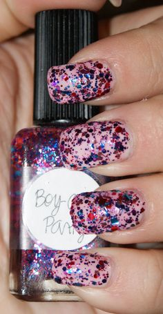 L'Oreal Sweet Nothings with Lynnderella Boy Girl Party
