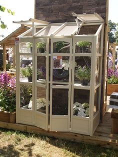 Buy Forest Victorian Tall Wall Greenhouse - 5 x 2 ft at ...