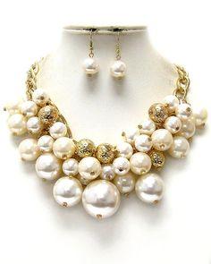 collier imposant collier lariat collier par FASHIONJEWELRY7 sur Etsy, $25.00