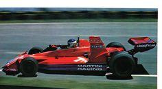 Carlos Reutemann (Brabham-Alfa Romeo) Grand Prix du Brésil - Interlagos 1976 - L'Automobile mars 1976.
