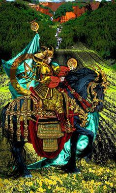 Prince of pentacles  Tarot illuminati