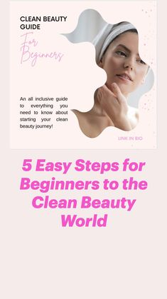 Natural Makeup, Natural Skin Care, Homemade Skin Care, Clean Beauty, Beauty Routines, Healthy Hair, Need To Know, Healthy Lifestyle, Natural Hair Styles