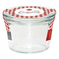 Weck Glass Jar with Lid & Seal 80ml