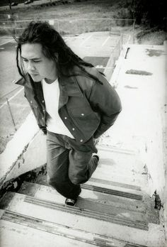 Deftones bass player Chi Cheng... RIP