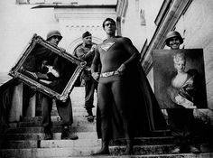 Superman in 1945