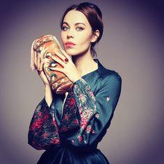 Ulyana Sergeenko Hi Fashion, Fashion Models, Russian Love, Russian Style, Imperial Fashion, What Is Hot, Ulyana Sergeenko, Adventure Style, Fashion Designer