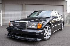 There's A Super-Rare 1991 Mercedes 190E 2.5-16V EVO II