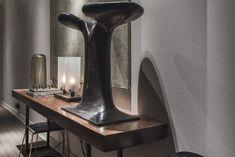 Huub and Adelheid Kortekaas - Wolterinck Adele, Sculpture Art, Vase, Projects, Home Decor, Log Projects, Blue Prints, Decoration Home, Room Decor