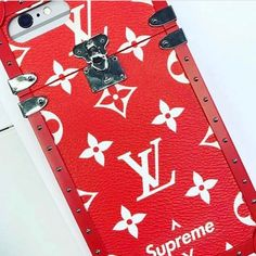 024dbd5ffd4e Here Are All the Supreme Pieces That Showed up on Louis Vuitton s 2017  Fall Winter Show