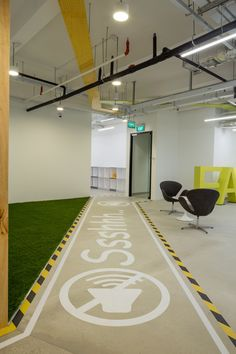 Infocomm Investments – Singapore Offices