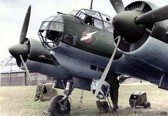 Bundesarchiv Bild Flugzeug Junkers Ju 88 - Junkers Ju 88 – Wikipedia, wolna encyklopedia Aviones De Guerra Antiguos, Aviones Militares, Fotos Raras, Pilotos, Arte De Aviación, Dirigibles, Alemania, Luftwaffe, Aviones Segunda Guerra Mundial