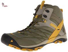 Keen marshall trekkingboots wP mid chaussures de chaussures de randonnée  pour homme - Vert - Burnt