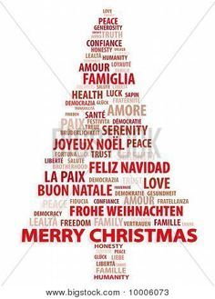 And happy new year lettering set in different languages portuguese merry christmas in different languages or photo of tree of words christmas card in different languages m4hsunfo