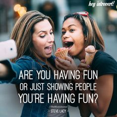 So many people do this. So sad Introvert Personality, Introvert Quotes, Personality Types, Play Quotes, Cute Quotes, Best Quotes, Favorite Quotes, Meaningful Quotes About Life, People Having Fun