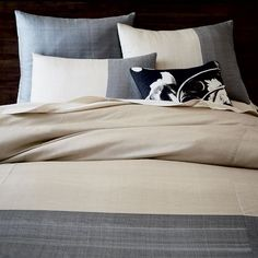 Sari Silk Duvet Cover Shams