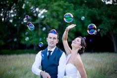 bubbled soap photo wedding - Google Search