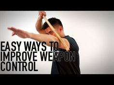 EASY DRILLS TO IMPROVE WEAPON CONTROL - YouTube