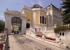Vale Flor palace, Lisbon, Portugal