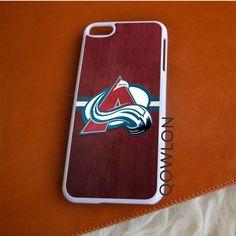 Colorado Avalanche Logo iPod Touch 6 | 6TH GEN Case