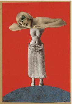 Hannah Hoch, Untitled, 1930