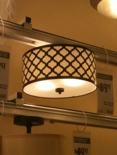 Powder Room Pendant Lights Chattafabulous Home Depot Light Fixture Makeover Fixtures Flush Mount Lighting