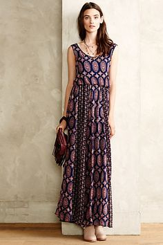 Alex Maxi Dress - anthropologie.com