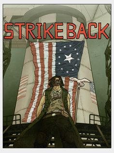 Strike Back by chikashiro.deviantart.com on @DeviantArt