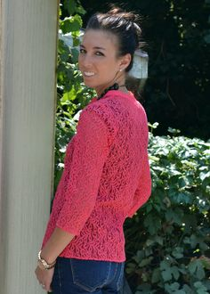 @Nikki Hepworth of Fashions on the Fly wearing Apricot Lane.