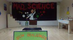 Anasınıfı Bilim Şenliği Salon