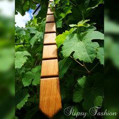 Wooden Tie Slipsy Fashion www.slipsy.se