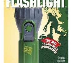Backyard Safari Power Flashlight
