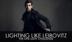 Lighting-Like-Leibovitz–The-One-Light-Challenge-Clay-Cook-Fstoppers
