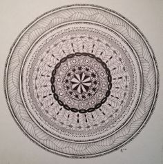 Tangled Tuesday No. 2, by Laurel Regan at Alphabet Salad.