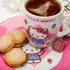 Hello Kitty at home