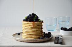 Panna Cotta, Breakfast, Ethnic Recipes, Blog, Morning Coffee, Morning Breakfast