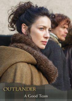 Outlander Trading Cards Season Caitriona Balfe as Claire Randall, Sam Heughan as Jamie Fraser Claire Fraser, Jamie Fraser, Jamie And Claire, Outlander Quotes, Outlander Season 2, Outlander Book Series, Outlander Casting, Tartan, Books