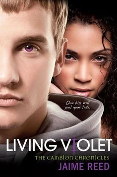Living Violet (The Cambion Chronicles, #1) by Jaime Reed