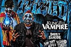 #Twiztid Takes You 'Back To Hell'   #Pollstar